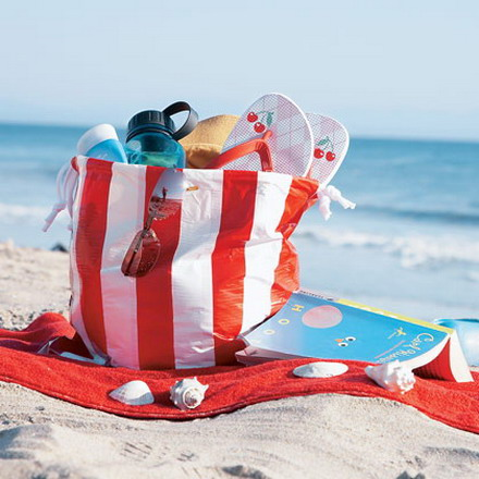 What to take with you to the beach